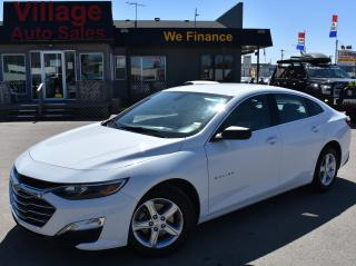 Used 2020 Chevrolet Malibu 1FL CRUISE CONTROL! A/C! BACK UP CAMERA! for sale in Saskatoon, SK