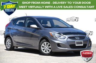 Used 2015 Hyundai Accent GL | AUTO | AC | BLUETOOTH | LOW MILAGE | for sale in Kitchener, ON