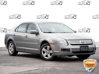 Used 2009 Ford Fusion SE SOLD AS TRADED for sale in Welland, ON