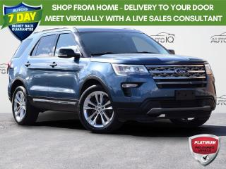 Used 2018 Ford Explorer XLT AWD 3.5L V6 | POWER LIFTGATE | A/C | TRAILER TOW PACKAGE (CLASS III) for sale in Waterloo, ON