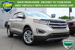 Used 2017 Ford Edge SEL AWD PANORAMIC SUNRROF NAVIGATION TECH PACK for sale in Hamilton, ON