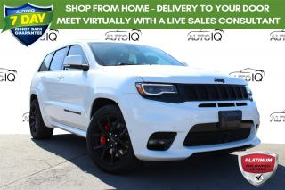 Used 2018 Jeep Grand Cherokee SRT ONE OWNER NO ACCIDENTS CERTIFIED for sale in Hamilton, ON
