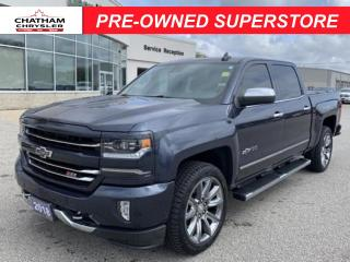 Used 2018 Chevrolet Silverado 1500 2LZ for sale in Chatham, ON
