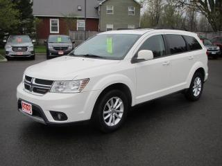 Used 2015 Dodge Journey SXT for sale in Brockville, ON