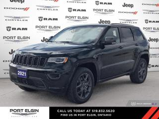 New 2021 Jeep Grand Cherokee 80th Anniversary Edition for sale in Port Elgin, ON