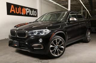 Used 2017 BMW X6 AWD 4DR XDRIVE35I for sale in North York, ON