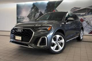 Used 2021 Audi Q5 45 Progressiv + Pano Roof | Nav | S Line for sale in Whitby, ON