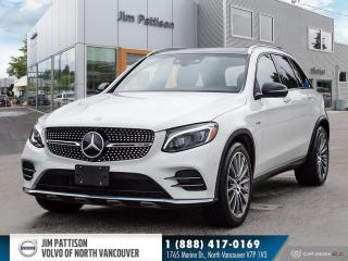 Used 2017 Mercedes-Benz AMG GLC 43 LOCAL - ONE OWNER - NO ACCIDENTS for sale in North Vancouver, BC