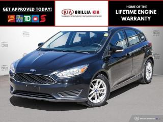 Used 2016 Ford Focus SE | LOCAL TRADE-IN | LOW KMS for sale in Orillia, ON