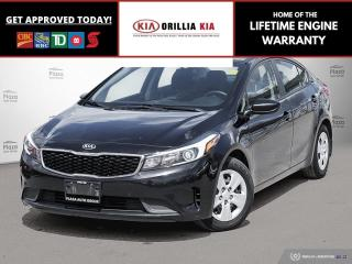 Used 2017 Kia Forte LX   LOCAL TRADE-IN   LOW KMS for sale in Orillia, ON