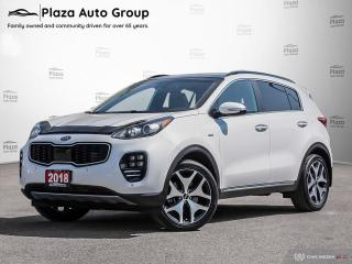 Used 2018 Kia Sportage SX TURBO for sale in Richmond Hill, ON