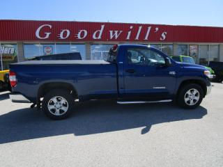 Used 2014 Toyota Tundra SR5! CLEAN CARFAX! ELECTRIC BRAKE CONTROL! for sale in Aylmer, ON