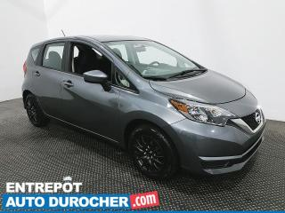 Used 2017 Nissan Versa Note SV - Caméra de Recul - Climatiseur - Bluetooth for sale in Laval, QC