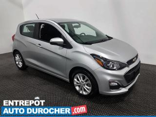 Used 2019 Chevrolet Spark LT - Apple/Android - Bluetooth - Climatiseur for sale in Laval, QC