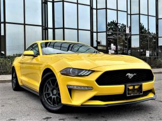 Used 2018 Ford Mustang EcoBoost Fastback for sale in Brampton, ON