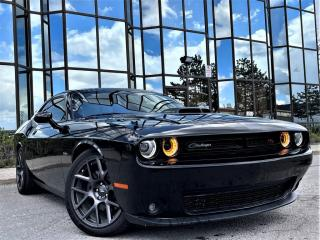 Used 2018 Dodge Challenger Coupe for sale in Brampton, ON