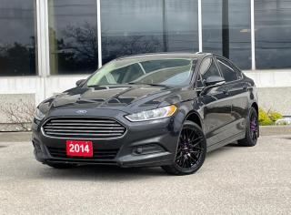 Used 2014 Ford Fusion Hybrid Back Up Cam for sale in Mississauga, ON