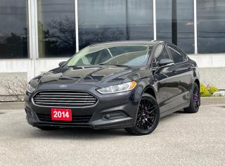 Used 2014 Ford Fusion Hybrid|Back Up Cam for sale in Mississauga, ON