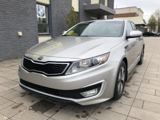 Used 2012 Kia Optima Auto Hybrid for sale in Nobleton, ON