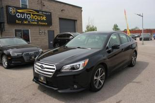 Used 2017 Subaru Legacy 3.6R/AWD/LIMITED/TECH PKG/REARVIEW CAMERA/BLINDSPOT ASSIST for sale in Newmarket, ON