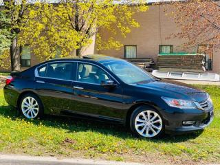 Used 2013 Honda Accord Sedan 4dr I4 Auto Touring for sale in Brampton, ON