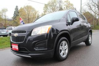Used 2015 Chevrolet Trax LT, AWD, Bluetooth, Accident Free for sale in King City, ON