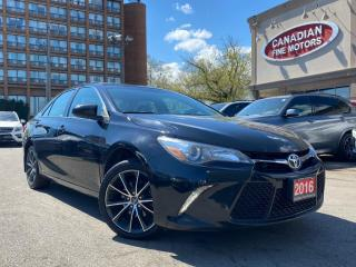 Used 2016 Toyota Camry CLEAN CARFAX | XSE AUTO | CAM | BSM | 4 NEW SNOW TIRES* | for sale in Scarborough, ON