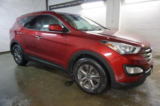 Used 2015 Hyundai Santa Fe SPORT PREMUIM CAMERA CERTIFIED 2YR WARRANTY BLUETOOTH HEATED SEAT HITCH ALLOYS for sale in Milton, ON