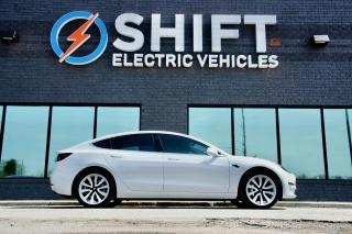 Used 2018 Tesla Model 3 LONG RANGE REAR WHEEL DRIVE FSD FULL SELF DRIVING! for sale in Oakville, ON
