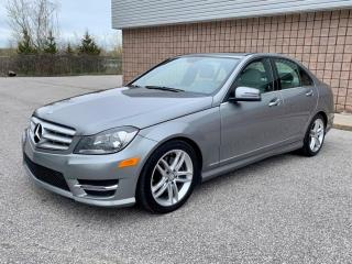 Used 2013 Mercedes-Benz C-Class C300 | 4MATIC | AMG SPORT PACKAGE | for sale in Barrie, ON
