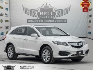 Used 2016 Acura RDX Tech Pkg, AWD, NAVI, REARCAM, B.SPOT, SUNROOF, for sale in Toronto, ON