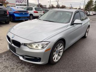 Used 2014 BMW 3 Series 320i xDrive AWD for sale in Ottawa, ON