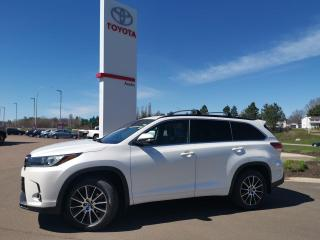 Used 2017 Toyota Highlander XLE for sale in Moncton, NB