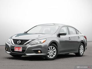 Used 2018 Nissan Altima 2.5 S for sale in Ottawa, ON