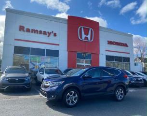 Used 2017 Honda CR-V EX for sale in Sydney, NS