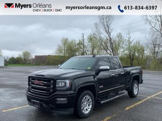 Used 2016 GMC Sierra 1500 SLE  - Low Mileage for sale in Orleans, ON