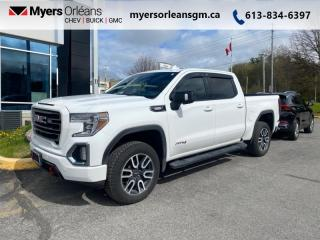 Used 2020 GMC Sierra 1500 AT4  - Low Mileage for sale in Orleans, ON