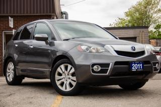 Used 2011 Acura RDX SH-AWD for sale in Scarborough, ON