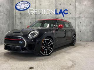 Used 2019 MINI Cooper Clubman John Cooper Works ALL4 CUIR TOIT SIEGES CHAUFFANTS for sale in St-Nicolas, QC