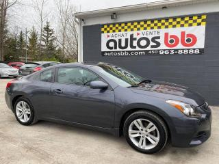 Used 2010 Nissan Altima limi for sale in Laval, QC