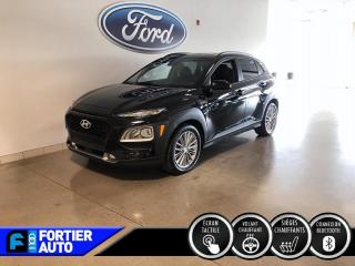 Used 2018 Hyundai KONA 2.0L Luxe TI for sale in Montréal, QC