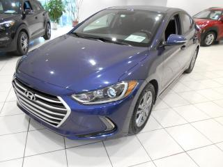 Used 2017 Hyundai Elantra GL **MAGS,CAMERA,SIEG.CHAUF.UN PROP,** for sale in Montréal, QC