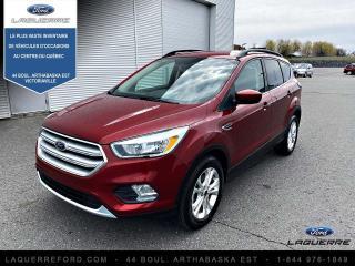 Used 2018 Ford Escape Se Ta for sale in Victoriaville, QC