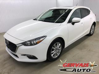 Used 2017 Mazda MAZDA3 GS Sport GPS Toit Ouvrant Caméra Mags *Transmission Automatique* for sale in Trois-Rivières, QC