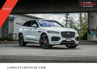 Used 2018 Jaguar F-PACE S AWD  Single Owner/ Accident Free/ Loaded for sale in Surrey, BC