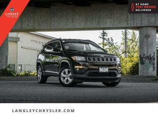 Used 2018 Jeep Compass North  4x4/ Leather Trimmed Seats/ Bluetooth for sale in Surrey, BC