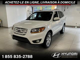 Used 2011 Hyundai Santa Fe PREMIUM + GARANTIE + TOIT + A/C + WOW !! for sale in Drummondville, QC