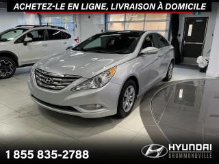 Used 2012 Hyundai Sonata LIMITED 2.0T + GARANTIE + NAVI + TOIT + for sale in Drummondville, QC