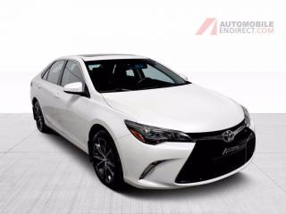 Used 2015 Toyota Camry XSE V6 CUIR TOIT MAGS NAV CAMERA DE RECU for sale in St-Hubert, QC