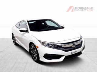 Used 2018 Honda Civic LX Coupé Auto A/C Mags Sièges Chauffants Caméra for sale in St-Hubert, QC